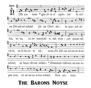 The Barons Noyse
